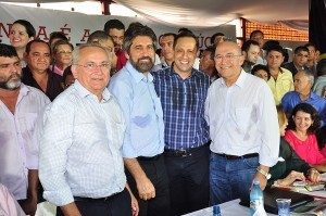 junior donadon e lideres do pmdb