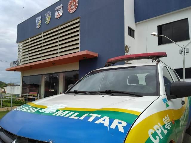 Na virada do ano, polícia de Vilhena registra danificação de placa ...