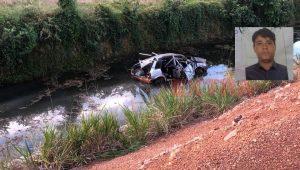 Operador de máquina capota veículo próximo a Pimenteiras e morre ...